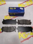 Колодки тормозные дисковые Hi-Q Sansing SP2080 [PF-1521]