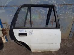 Дверь Honda Civic EF1 D15B задняя правая