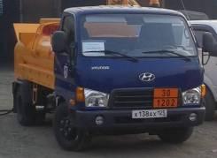 Hyundai Mighty. Топливозаправщик, 3 000куб. см., 3 000кг., 4x2