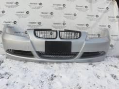 Передний бампер BMW 3