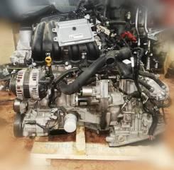 Двигатель Nissan Tiida c11 hr15