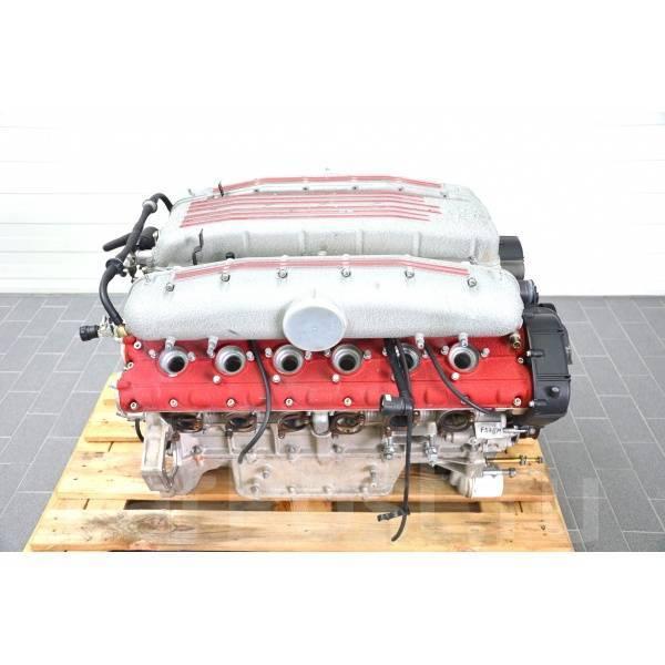 Двигатель Феррари Маранелло 5.7 F133E комплектный
