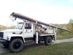 ГАЗ-33081. Ямобур , автобуровая АИЧИ д 502 4х4, 4 750куб. см., 3 500кг.