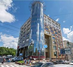 Офисные помещения в престижном бизнес-центре. 125,0кв.м., улица Ленинградская 46, р-н Железнодорожный