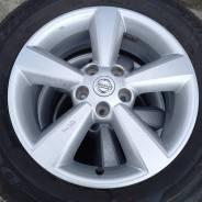 Комплект колес Nissan R17, 5-114.3 Bridgestone Dueler H/P S 215/60R17