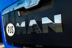 MAN TGX 18.400. Продаётся грузовой тягач седельный MAN TGS с тентованным прицепом, 10 518куб. см., 18 000кг., 4x2