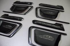 Накладка на ручку двери. Toyota Land Cruiser Prado, GDJ150, GDJ150L, GDJ150W, GDJ151W, GRJ150, GRJ150L, GRJ150W, GRJ151W, KDJ150, KDJ150L, LJ150, TRJ1...