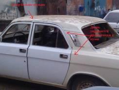 Двери на Валгу ГАЗ 3110