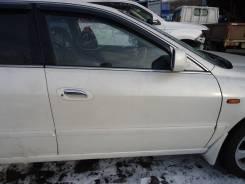 Дверь передняя правая в сборе Honda Inspire UA5 J32A 2002 белая
