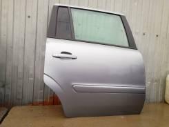 Дверь задняя правая (полностью в сборе) Opel Zafira B 2009г Z18XER