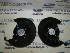 Кожух защитный тормозного диска R комплект Ascent 2019 [26691XC01A] 26691XC01A