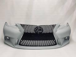 Бампер передний (F-Sport) Lexus Is (Xe30/35) 2013-2016.