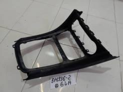 Накладка центральной консоли [A1766809700] для Mercedes-Benz GLA-class X156 [арт. 511936-2]