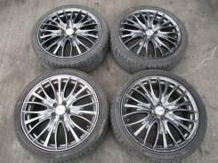 Комплект летних колес на литье. Без пр. по РФ 215/40/18 B1-4 VVV
