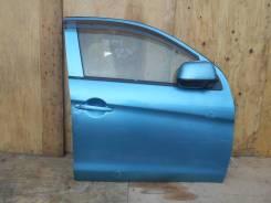 Дверь боковая передняя контрактная R MMC RVR GA3W 6728