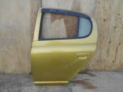 Дверь боковая задняя контрактная L Toyota Vitz SCP10 6732