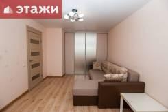1-комнатная, улица Пихтовая 21б. Чуркин, агентство, 39,5кв.м.