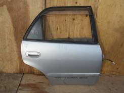 Дверь боковая задняя контрактная R Toyota Carib AE111 6752