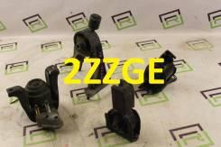 Подушки двигателя Toyota Celica ZZT230/ZZT231 [с распила, комплект]