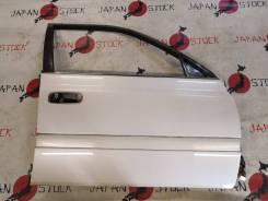 Дверь передняя правая/цвет 051 Toyota Corona Premio AT210 4A-FE