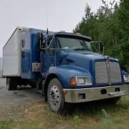 Kenworth. Продается грузовик T300 фургон, 8 267куб. см., 10 000кг., 4x2