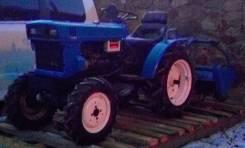 Iseki TX. Мини трактор 1500, 15,00л.с.