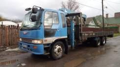 Hino Ranger. Продаётся грузовик , 6 500куб. см., 8 000кг., 6x4
