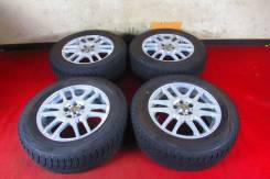 Продам комплект колес 195/65R15 на литье Bridgestone Blizzak VRX