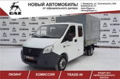 ГАЗ ГАЗель Next. A22R33 ГАЗель Next бортовой грузовик, 2 700куб. см., 1 500кг., 4x2. Под заказ