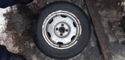 Колесо зимняя резина 175/70 R14 на металлическом диске 4х100 1шт