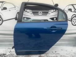 Дверь задняя левая Honda Civic 4D FD