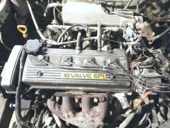 ДВС 5A-FE Toyota не снят, Трамблерный, дымит