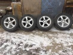 Продам шины на Делика D:5