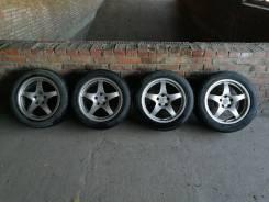Кованые колеса в сборе Slik R17 5х114.3