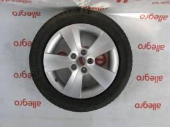 Skoda Rapid Fabia колесо в сборе R15 2018+