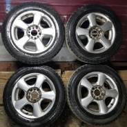 Комплект колес R15 195/65 на зимней резине 5х100/114,3