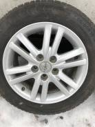 Продам комплект зимних колес Toyota MARK X!