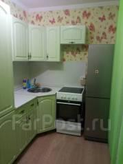 1-комнатная, п. Врангель, Восточный пр-т. Береговая, агентство, 32,0кв.м. Кухня
