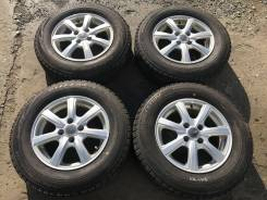 185/70 R14 Bridgestone VRX литые диски 4х100 (K26-1408)