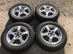 195/65 R15 Bridgestone Ice Partner 2 литые диски 5х100 (K26-1507)