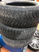 Bridgestone Blizzak Spike-01. зимние, шипованные, б/у, износ 50%