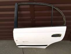 Дверь задняя левая Toyota Carina E/ Corona AT190