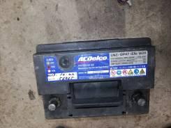 ACDelco. 70А.ч., Обратная (левое), производство Корея