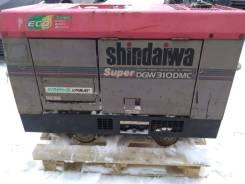ShinMaywa. Сварочный аппарат+ Дизельный генератор Shindaiwa DGW310BMC, 719куб. см.