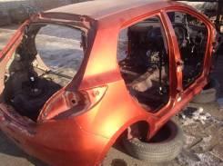 Крыло заднее правое, Mazda Demio, DE3/5FS,2008-2013г. в.