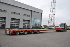 Faymonville. Трал г/п 53 тонны, раздвижной MaxTrailer, 12.2019, 53 000кг.