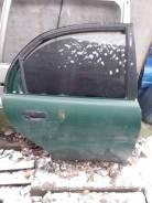 Дверь Chevrolet Lanos 2004-2010 [96303929], задняя правая T100, A13SM