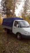 ГАЗ 3302. Продается газель, 2 200куб. см., 1 500кг.