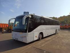 Higer KLQ6119T. автобус б/у (2017 г., 278463 км. ), 55 мест, В кредит, лизинг