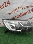 Renault Logan 2 фара Новая LED Sandero 2, оригинал 260101079R